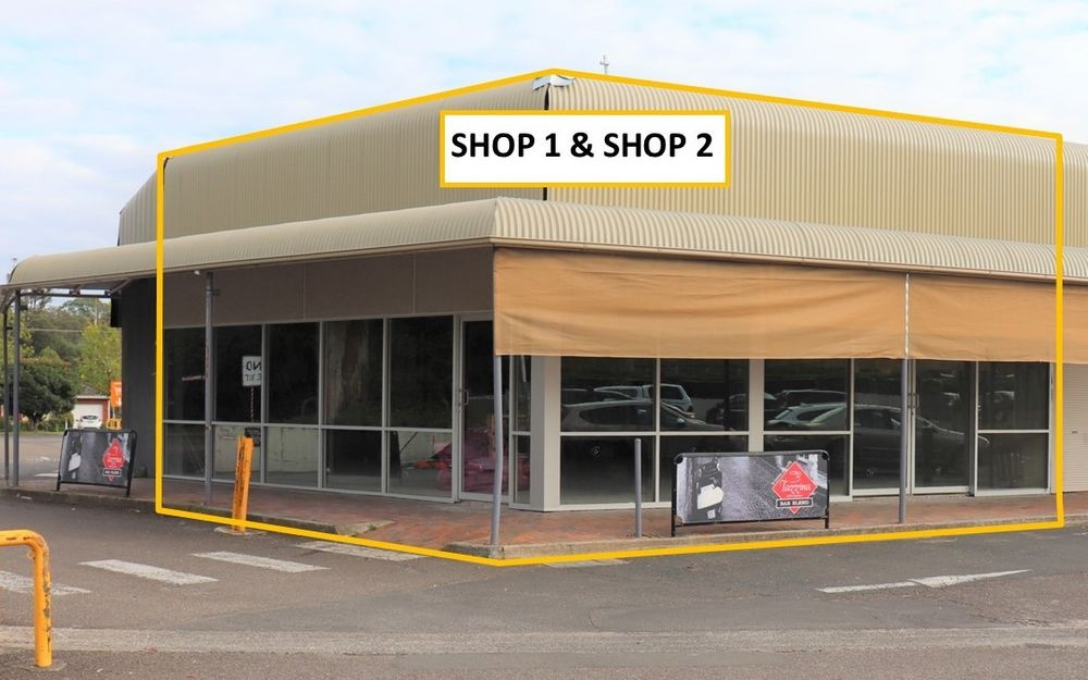 FANTASTIC RETAIL OPPORTUNITY FOR FOOD OUTLET