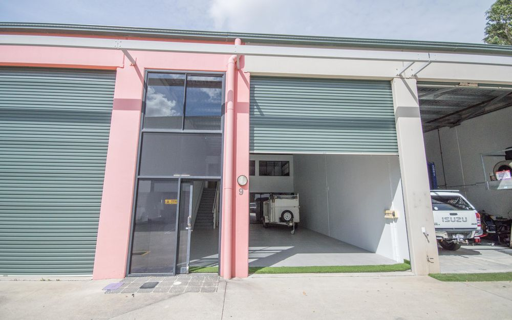 Professional Industrial Warehouse – Ready To Occupy