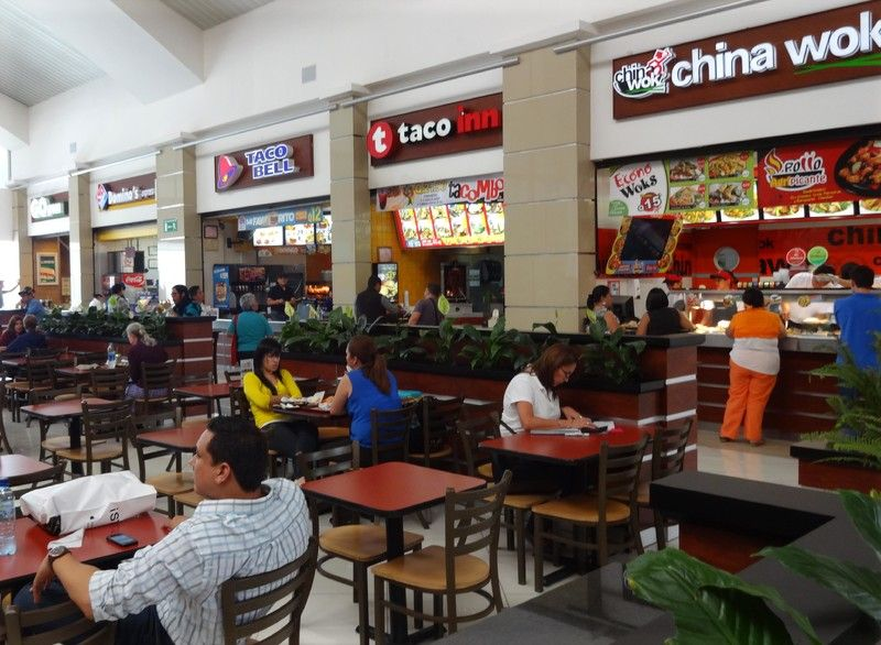 Asian cuisine in Taigum Square