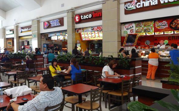 Asian cuisine in Taigum Square
