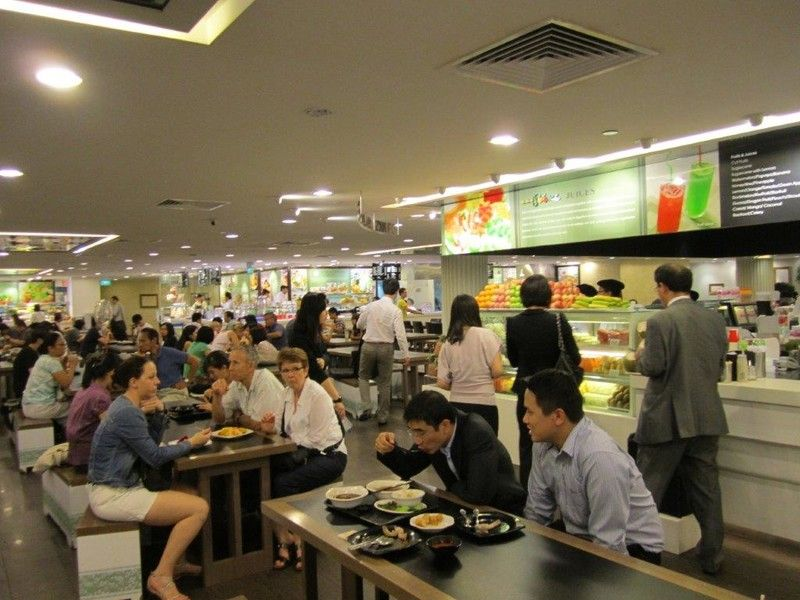 Your Gold Mine – Asian food outlet in Garden City Food Court