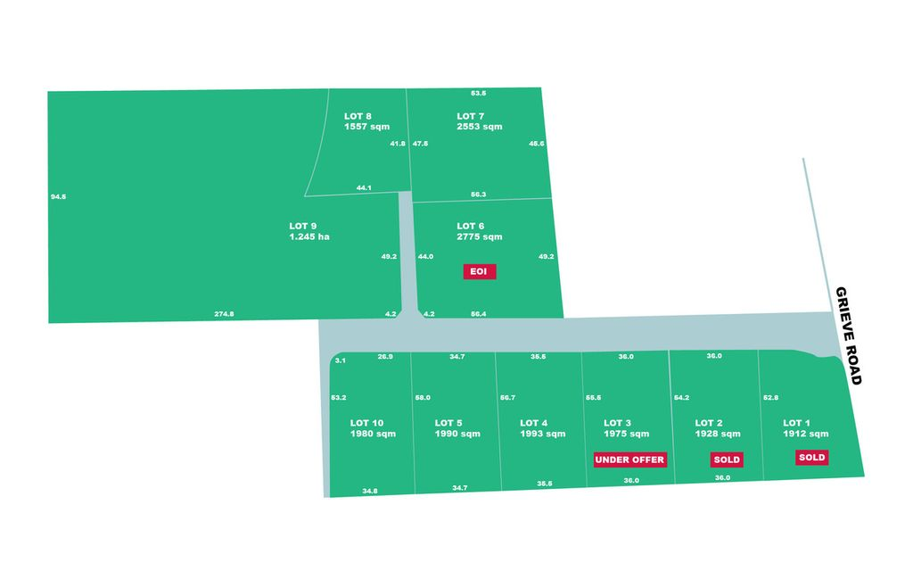 Rochedale House and Land with Minimum 1557m2 Land! – ONLY ONE LEFT!