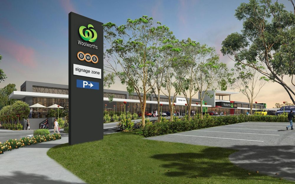 Re-think your next retail location in 2020 – Alongside the NEW Woolworths Bomaderry