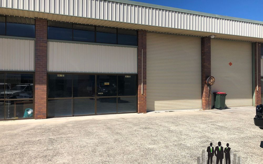 Affordable, Clear Span Warehouse
