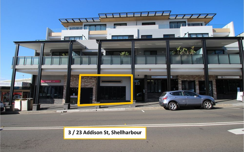 Boutique Commercial in highly sought location