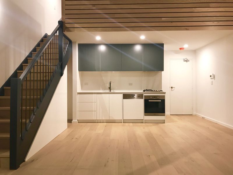 Luxury Loft Style One Bedroom Apartment