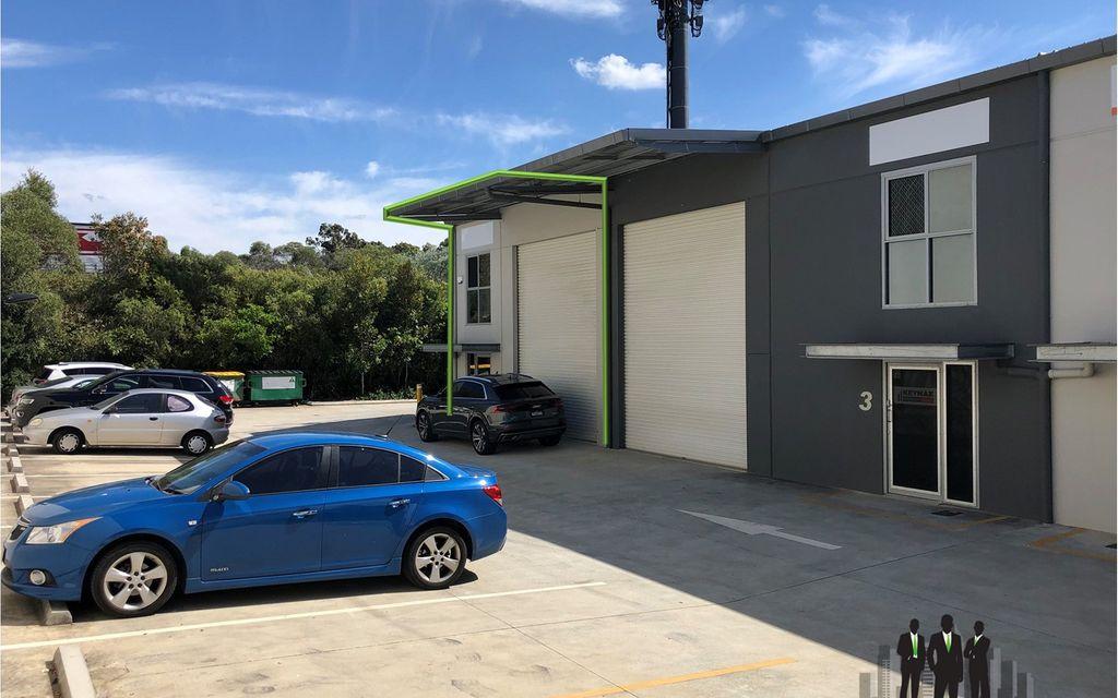 Tilt Panel Warehouse/Office Space