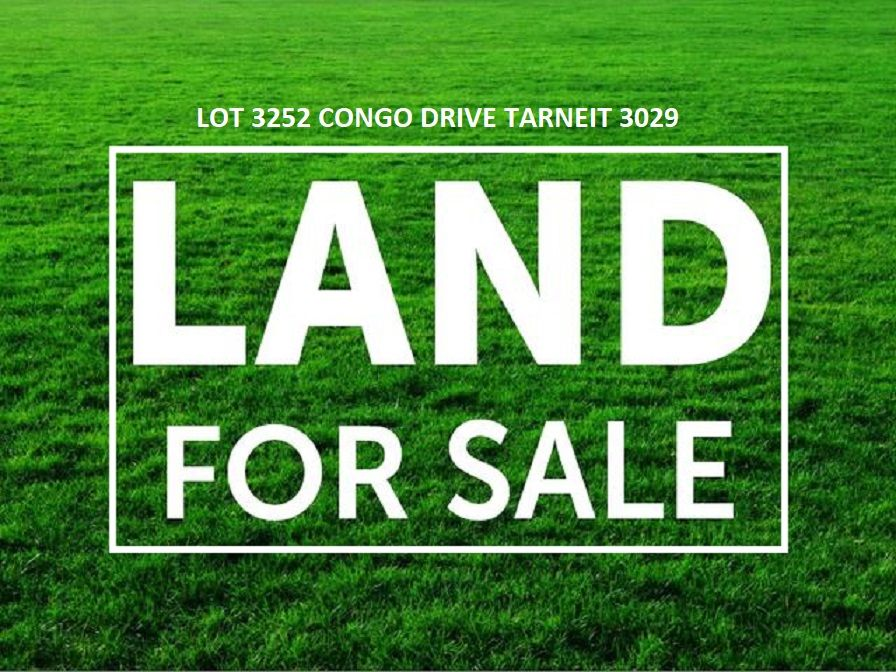 Build your Beautiful Dream home on this 400 sqm Land