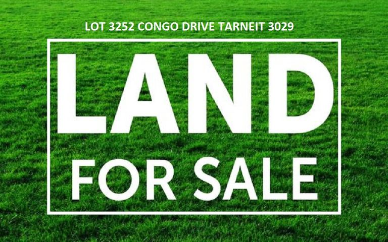 Ideal 400 sqm to build your dream Home!!