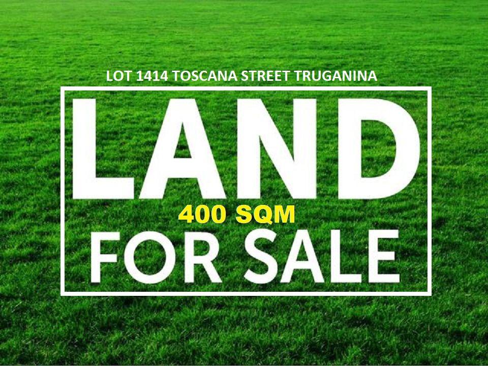 Build Your Dream Home!! In Elpis Estate Truganina!!