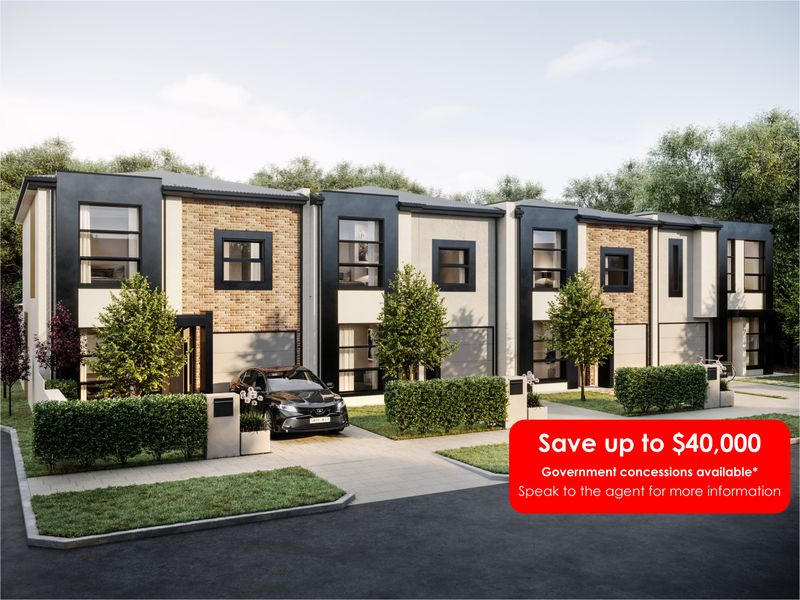 HUGE GOVERNMENT CONCESSIONS! HIGH QUALITY BRAND NEW THREE & FOUR BEDROOM HOMES 6KM FROM CBD.