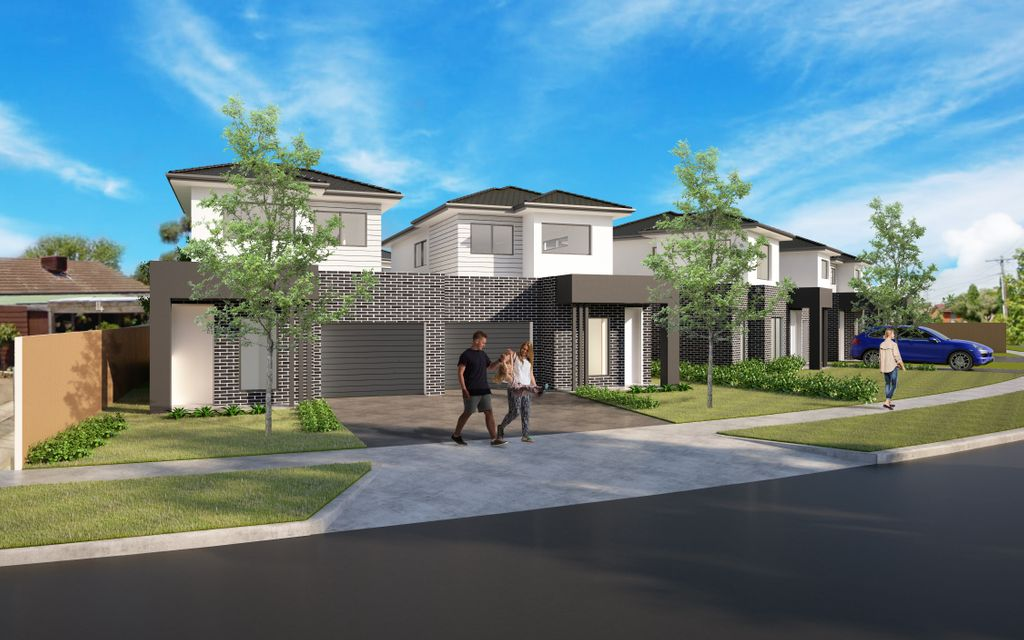 OFF THE PLAN TOWNHOUSE – SUNSHINE WEST