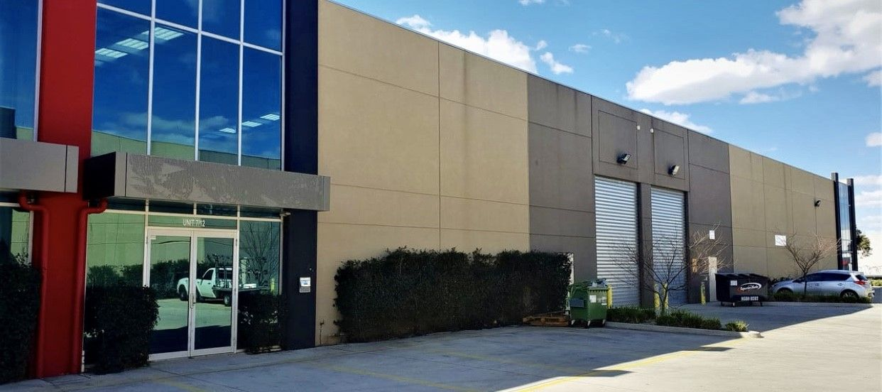 QUALITY WELL POSITIONED INDUSTRIAL SPACE
