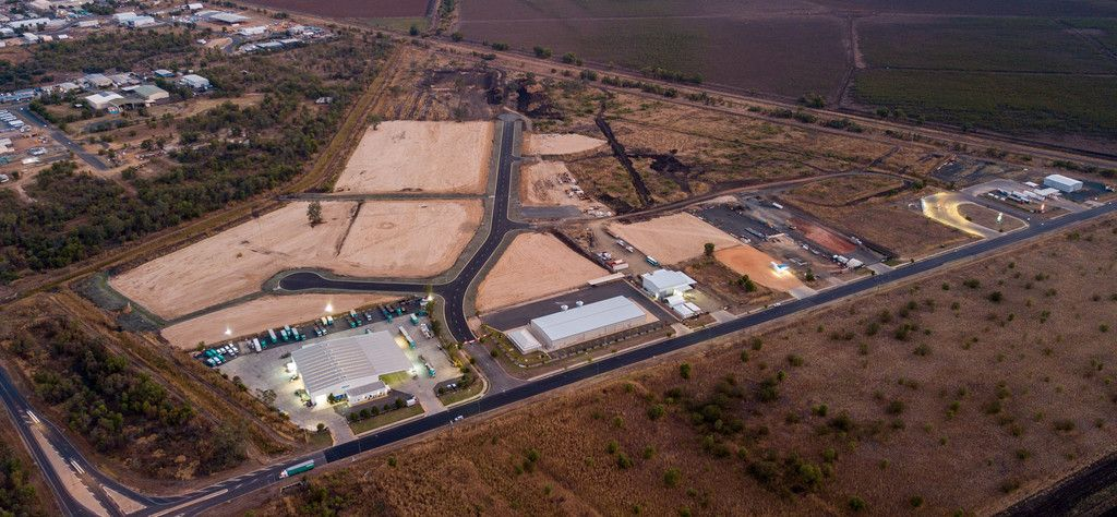 EMERALD INDUSTRIAL PARK – 2290m2 to 21000m2
