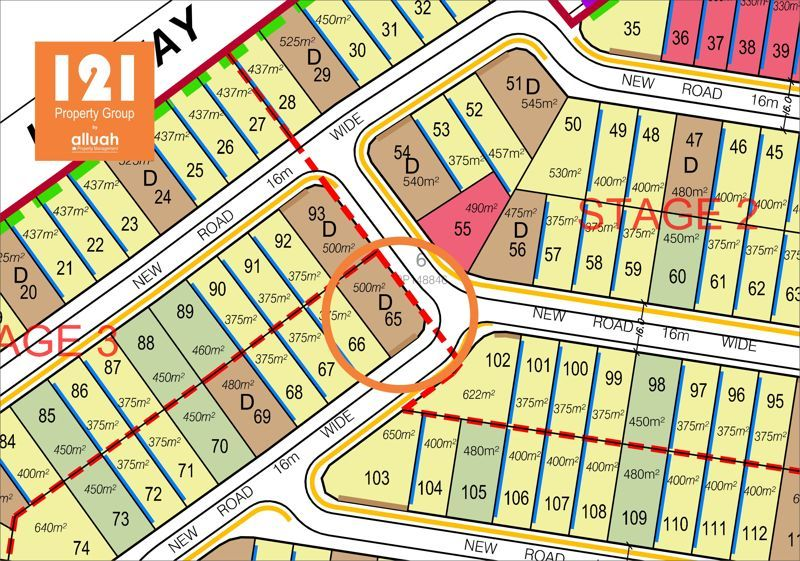 The Plateau – High, Flat Land – Blocks Selling NOW!