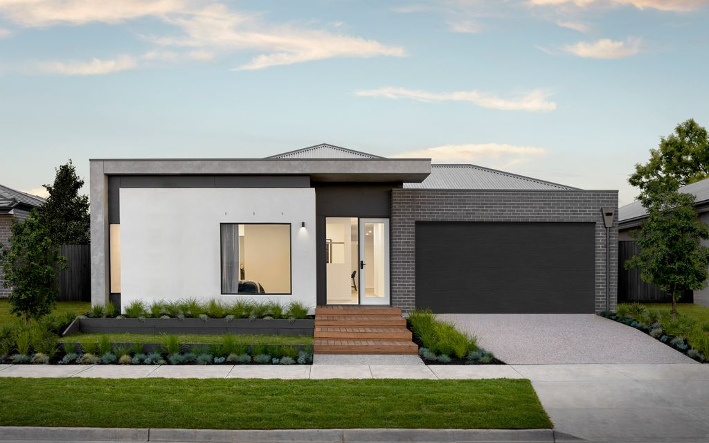 Experience architectural living with Ayla, modern single floor living with contemporary style.