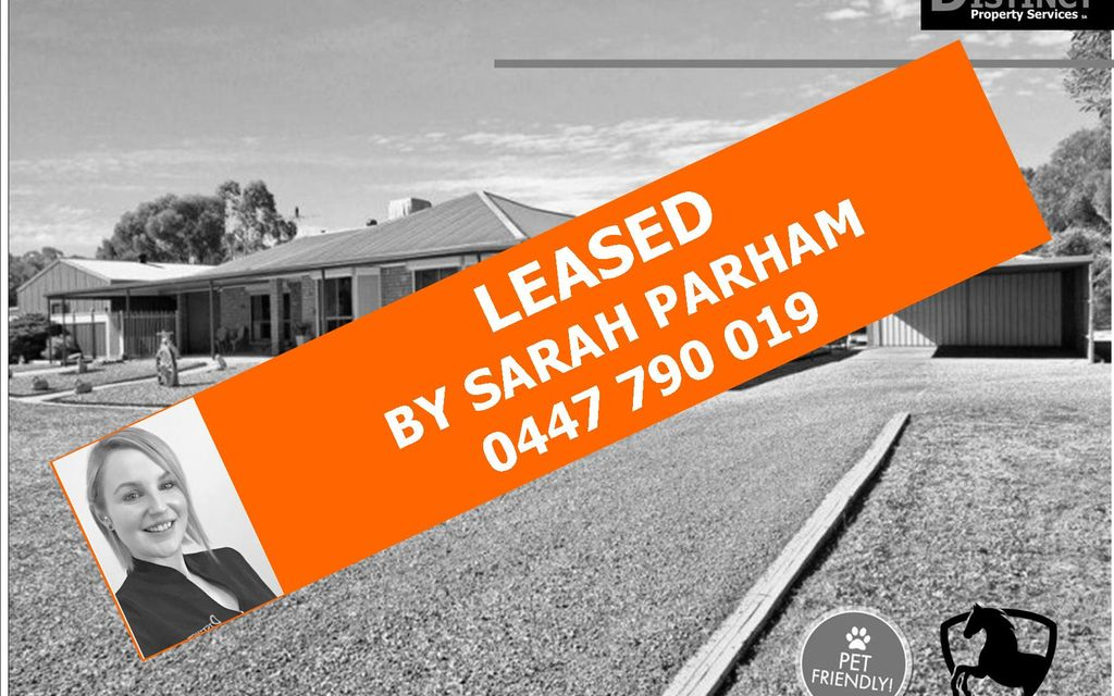 LEASED – Experience the Distinct Difference.