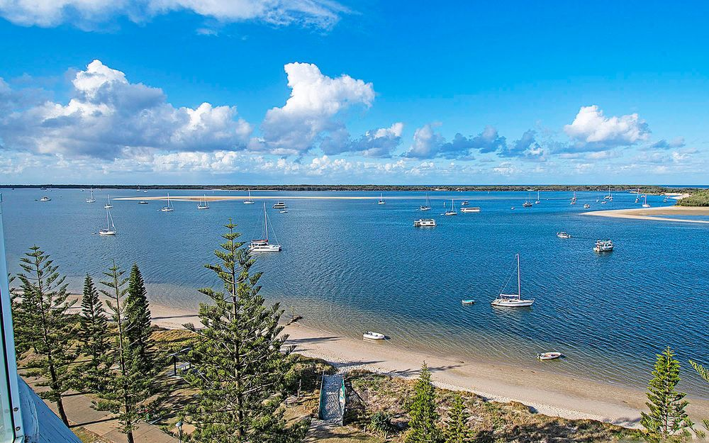 INVEST OR NEST ON A BEACHFRONT GEM
