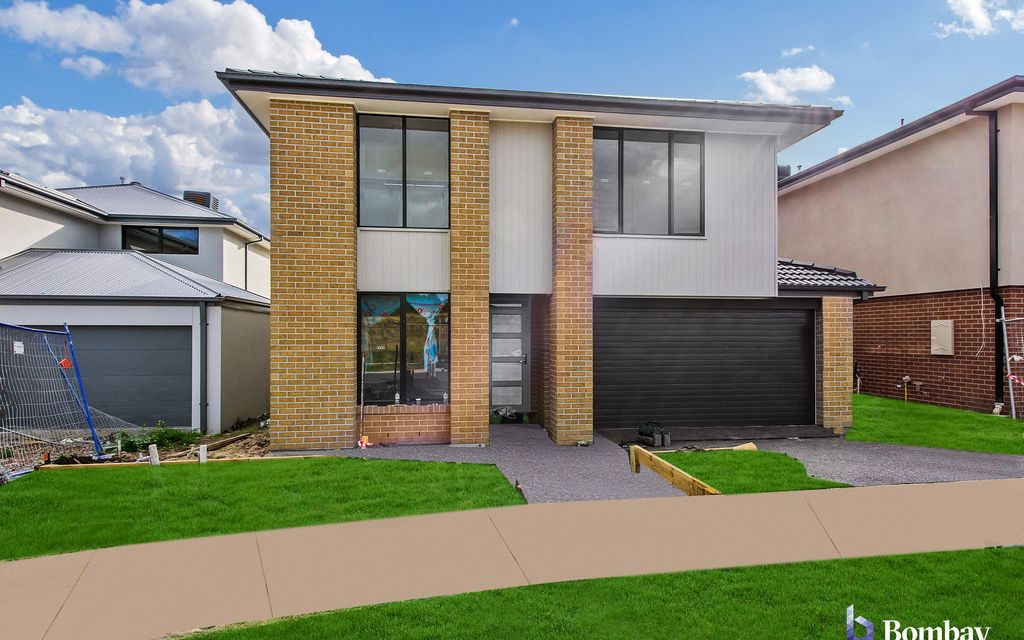 Brand New Double story with 5 Bedrooms