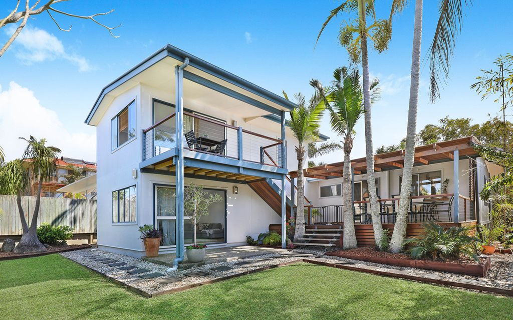 Under Contract: Coastal beach house oasis!