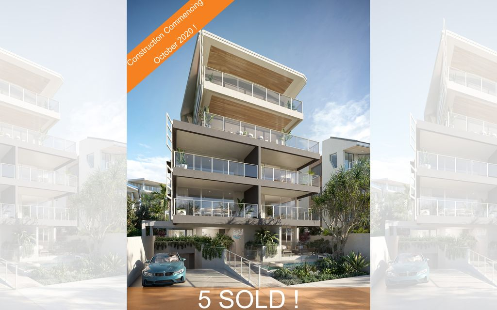 4  Units Sold – Contact Agent for Prospectus on Remaining Units!