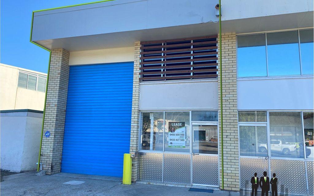 Refurbished Warehouse & Office