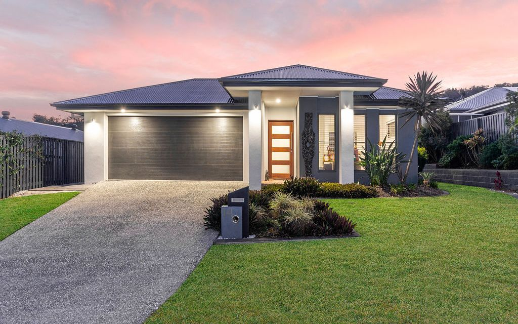 Just listed – Gorgeous family home with all the extras.