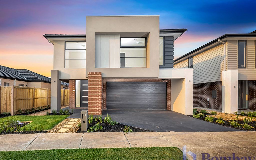 Brand New Double Storey Family Home
