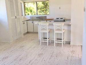 Beautiful timber floors & views to Moreton Bay. UNDER APPLICATION