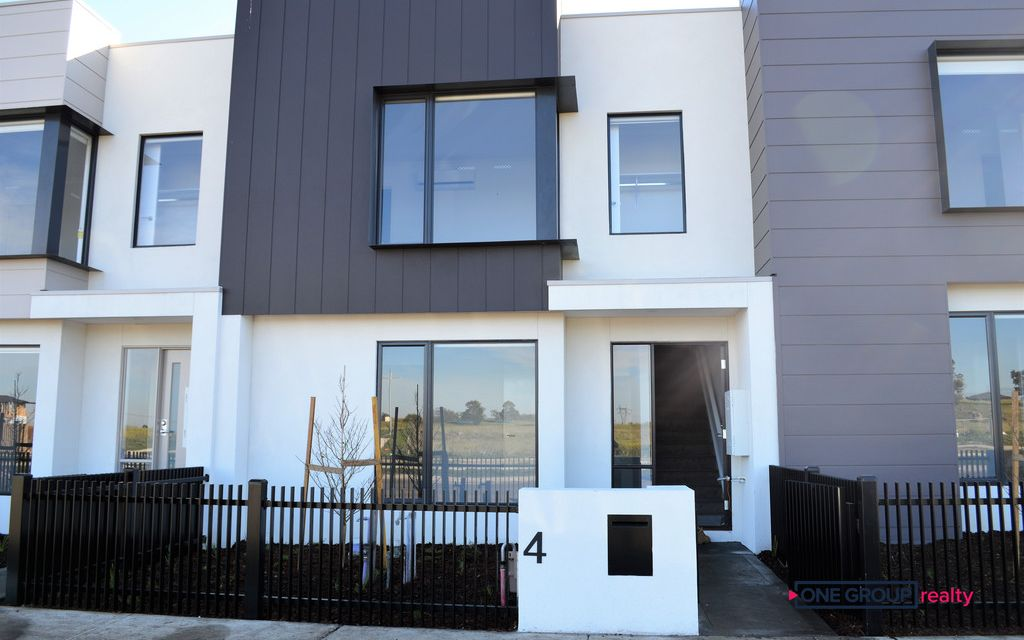 Brand New Townhouse & Ready To Move In
