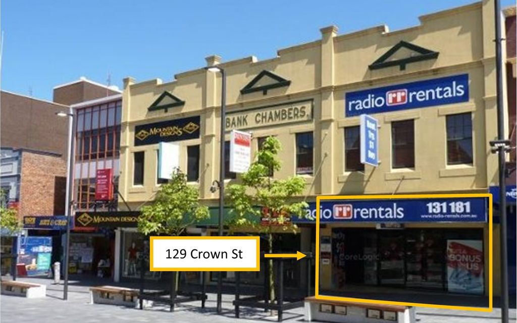 HIGH PROFILE CBD LOCATION