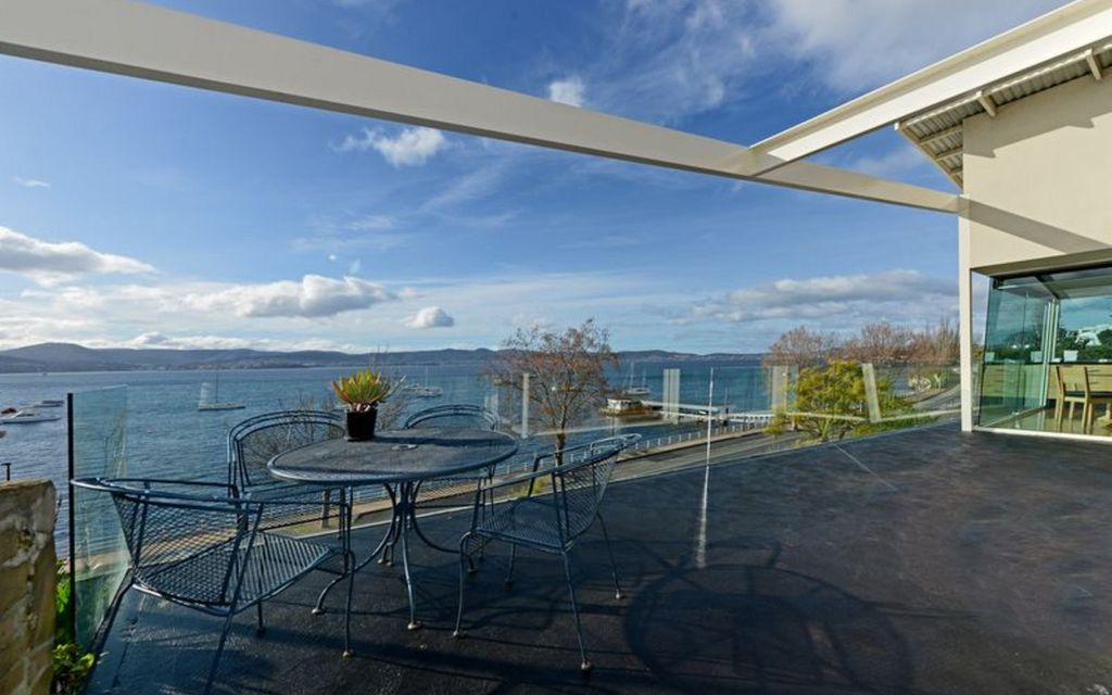 an impressive property with panoramic views and drenched in sun