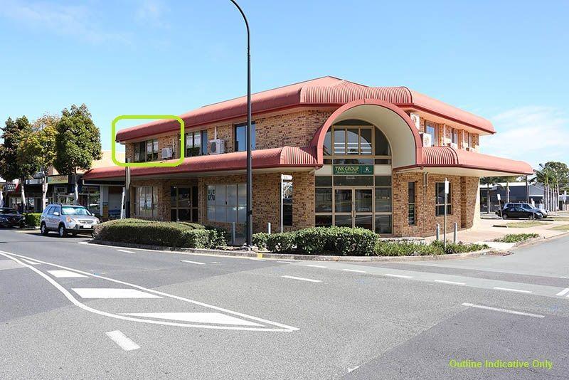 First Floor Open Plan Office Opposite Busy Shopping Centre