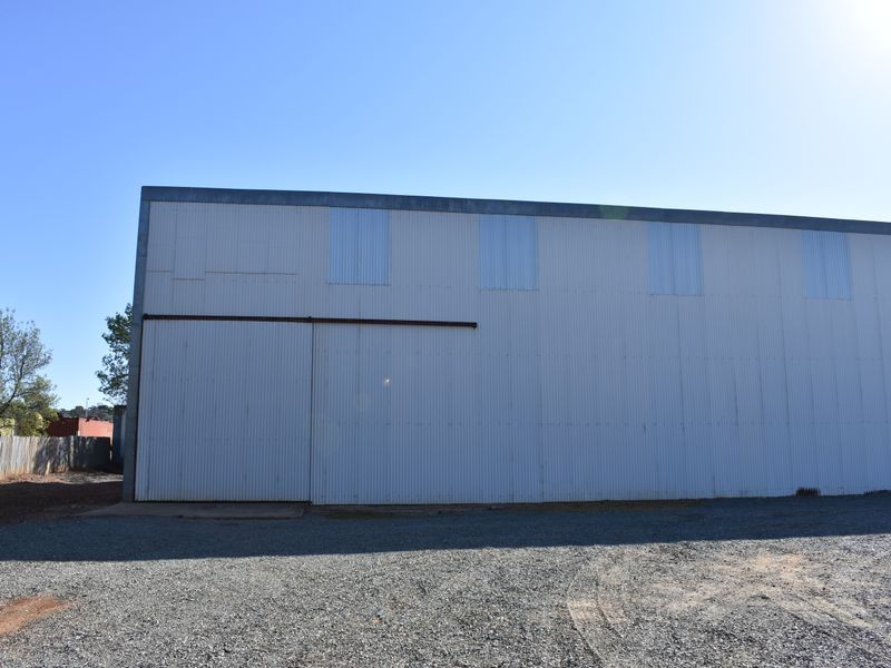 LARGE SHED AVAILABLE