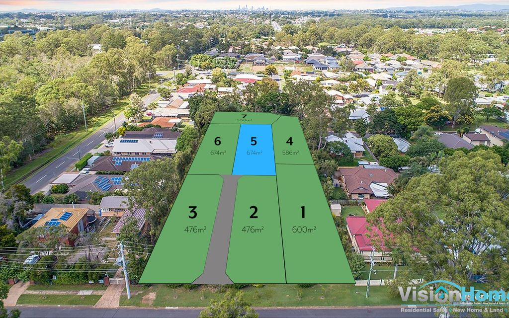Lot 5 Allura on Sheaffe St – 674m2