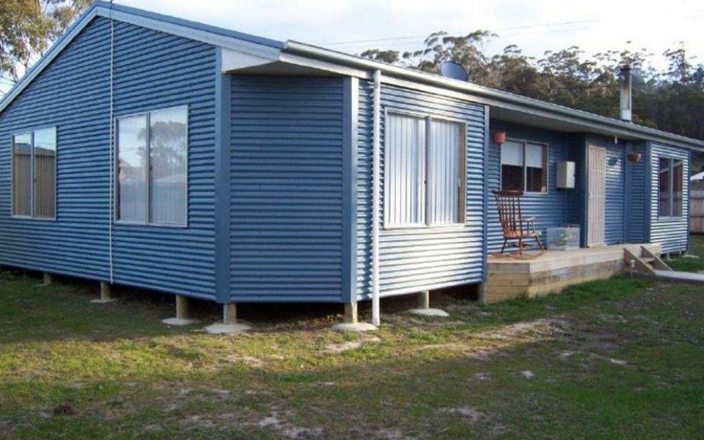 Modern three bedroom home