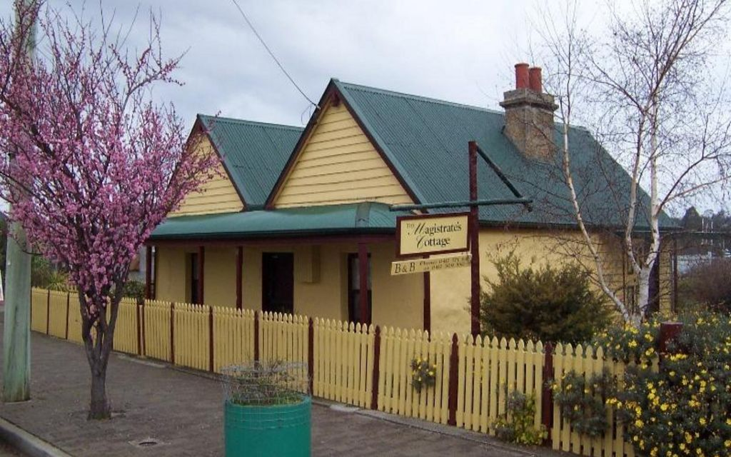 The Magistrates Cottage – circa 1840
