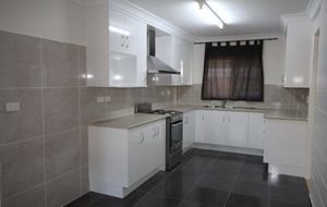 2 bedroom renovated air conditioned apartment