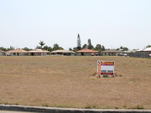 Vacant Land, just waiting for your dream house!