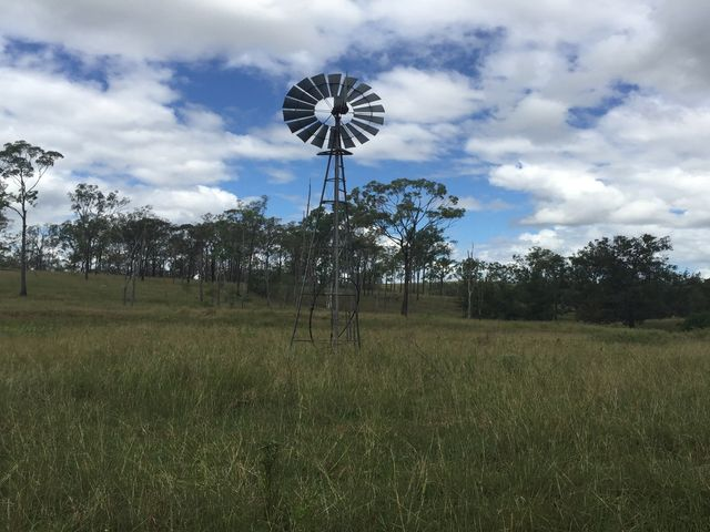 2400 ACRES OF QUALITY GRAZING COUNTRY - 1.2KM BURNETT RIVER FRONTAGE