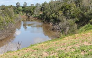 BEST LIFESTYLE 20 ACRE SALT WATER FRONTAGE CLOSE TO BUNDY