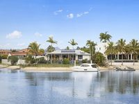 RARE NORTH TO WATER ON POINT POSITION - 42M WATERFRONTAGE