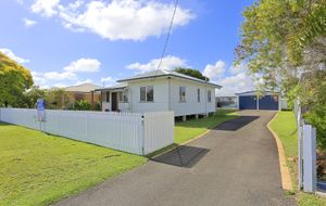 GREAT STREET APPEAL + POOL + 9M x 6M SHED IN IDEAL LOCATION