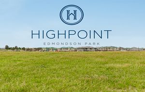 The Highest Point at HIGHPOINT - Edmondson Park