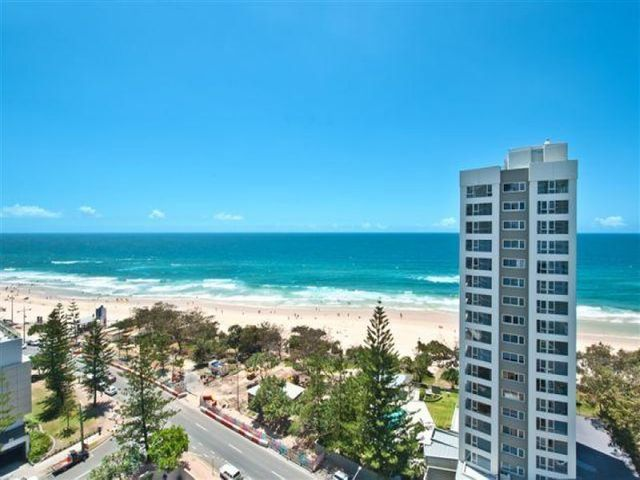 Ocean Views - Mid Floor Luxury 2 Bedroom Beachfront Apartment