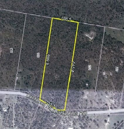 30 ACRES - 15 MINUTES TO TOWN MAKE AN OFFER