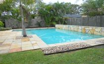 Stunning Robina Home With Pool & Garden Maintenance Included