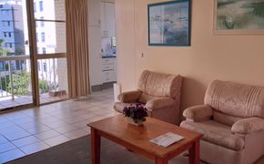 2 Bedroom Partly Furnished Apartment in a Great Location!
