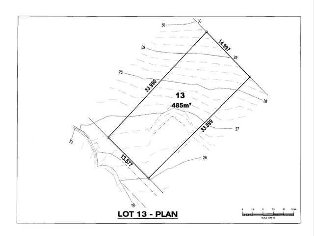 Vacant Land - Registered and ready to build