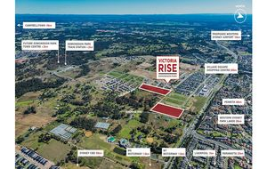 Build the home of your dreams | Victoria Rise | Edmondson Park | 477m